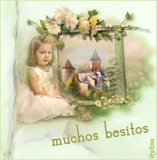 Nena con Fondo de castillo    190604123914368269