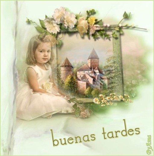 Nena con Fondo de castillo    190604123915131643