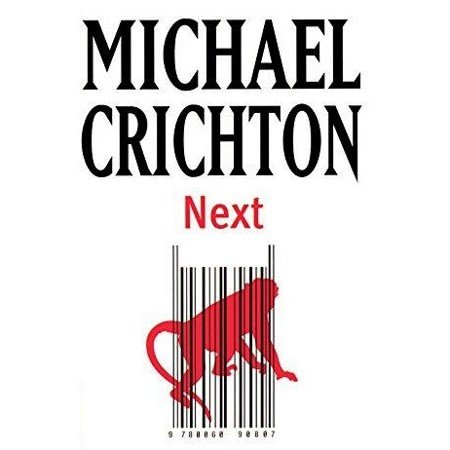 [Audio] Michael Crichton - Next