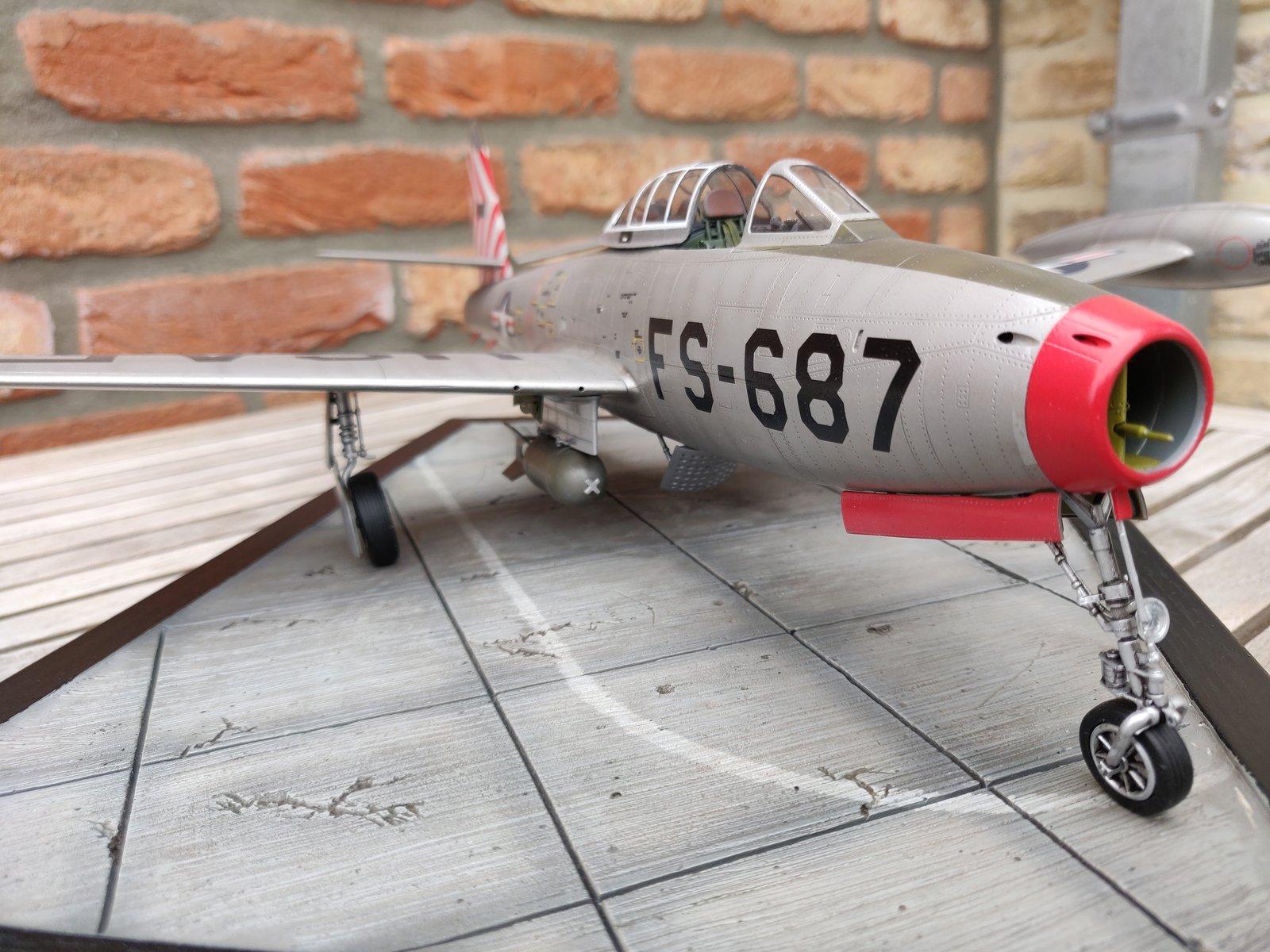 "[Concours ""ça brille""] F-84E Thunderjet  190609030140757345"