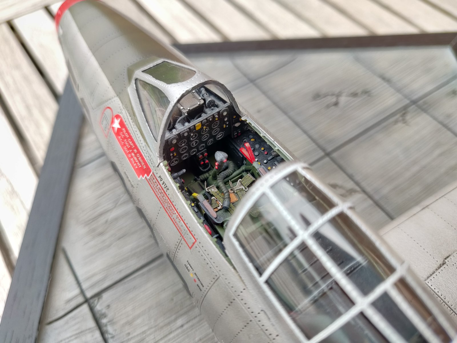 "[Concours ""ça brille""] F-84E Thunderjet  190609030148812573"