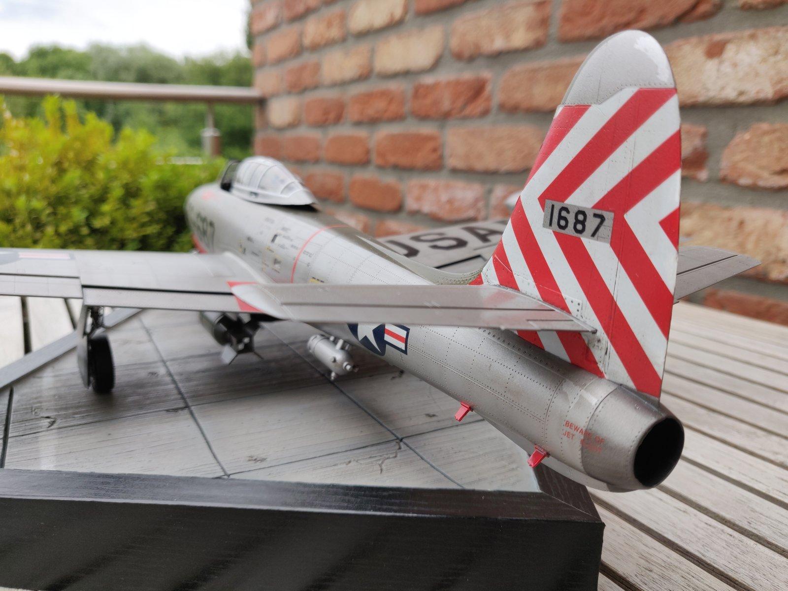 "[Concours ""ça brille""] F-84E Thunderjet  190609030151952992"