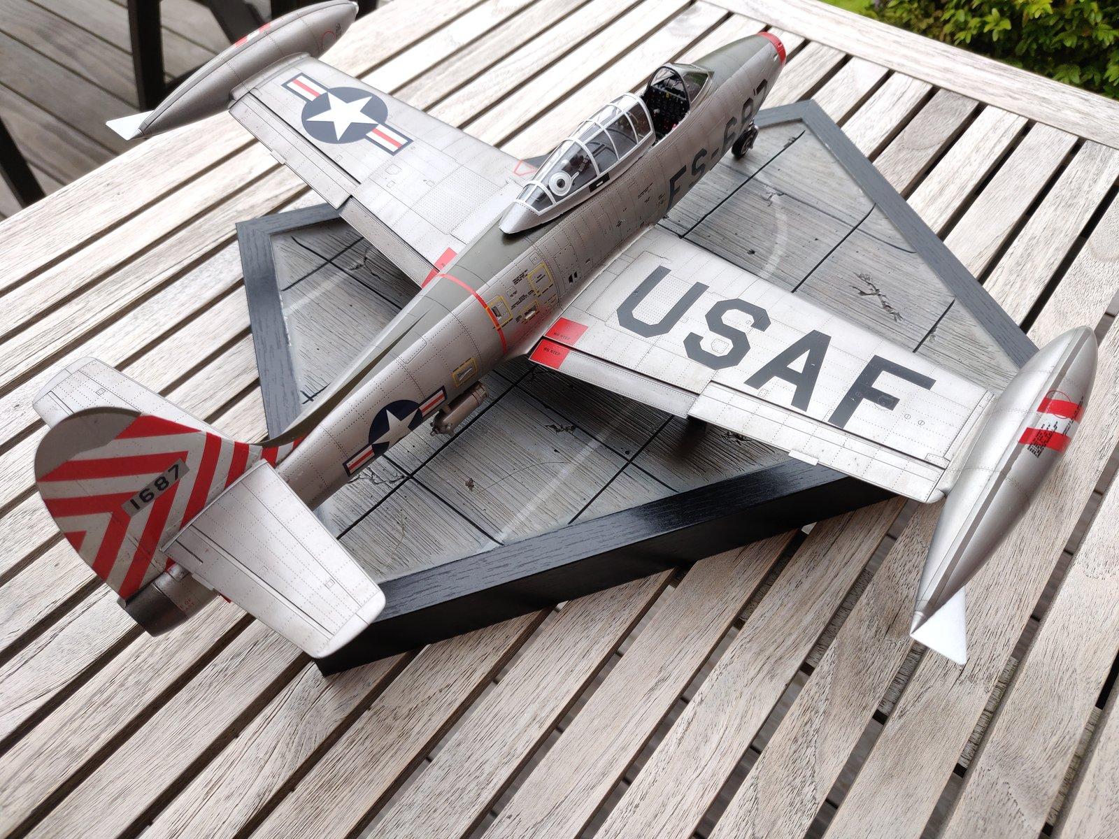 "[Concours ""ça brille""] F-84E Thunderjet  190609030155563690"