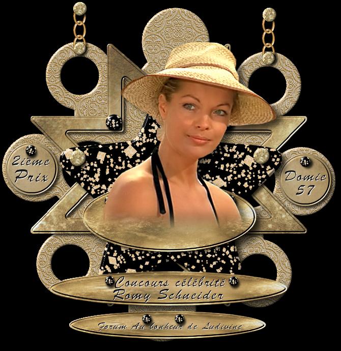 """Gagnants et prix du concours célébrités """"Romy Schneider"""" 19061002072877188"""