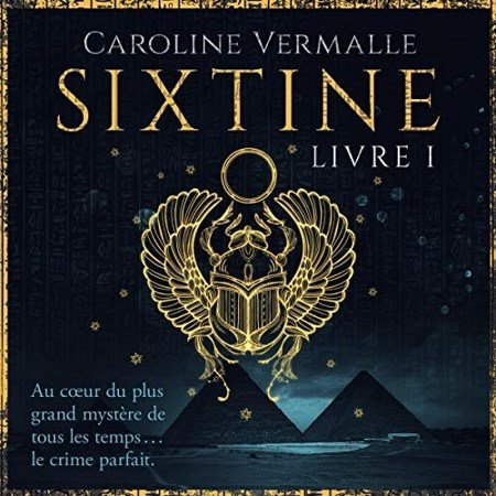 Caroline Vermalle  Tome 1 - Sixtine 1