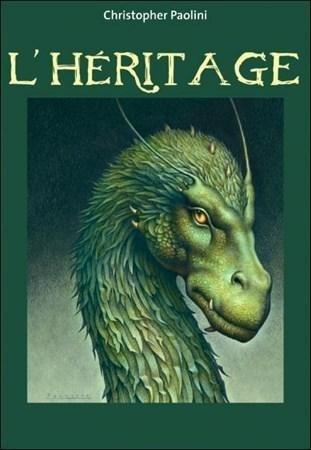 Christopher Paolini - Eragon - Série Le Cycle de l'héritage (4 Tomes)