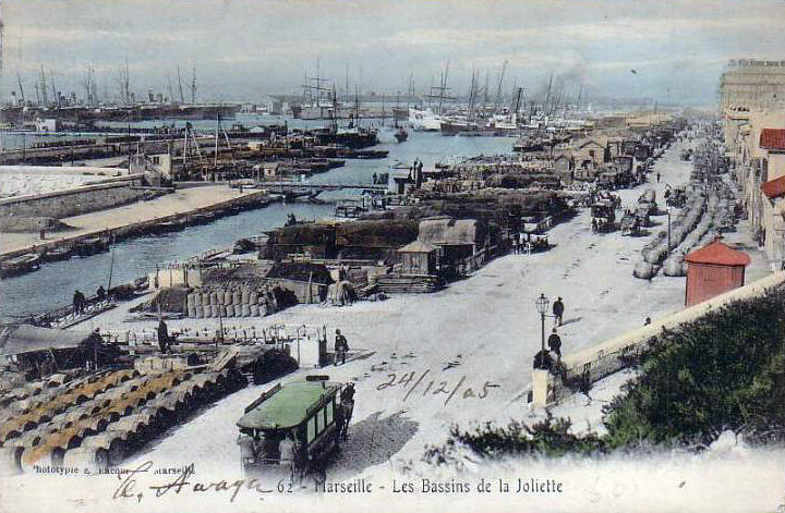Marseille 15
