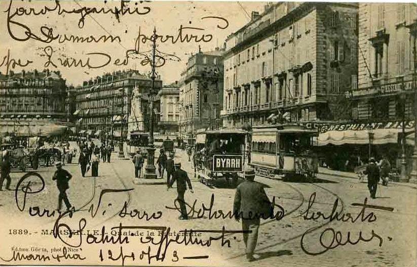 Marseille 18C