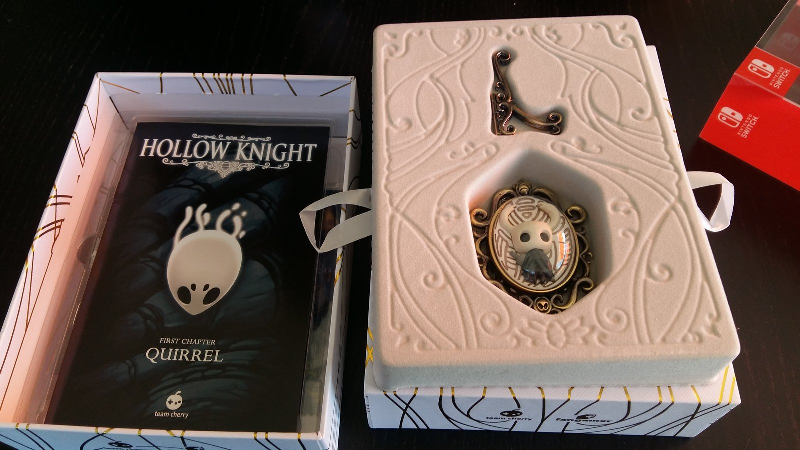 [PRECO] Hollow Knight edition simple (version euro) et collector (switch,ps4,pc) chez fangamer - Page 3 19061111074051133