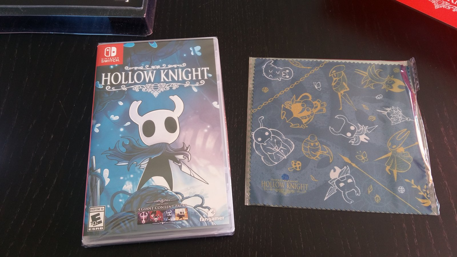 [PRECO] Hollow Knight edition simple (version euro) et collector (switch,ps4,pc) chez fangamer - Page 3 190611110755197794