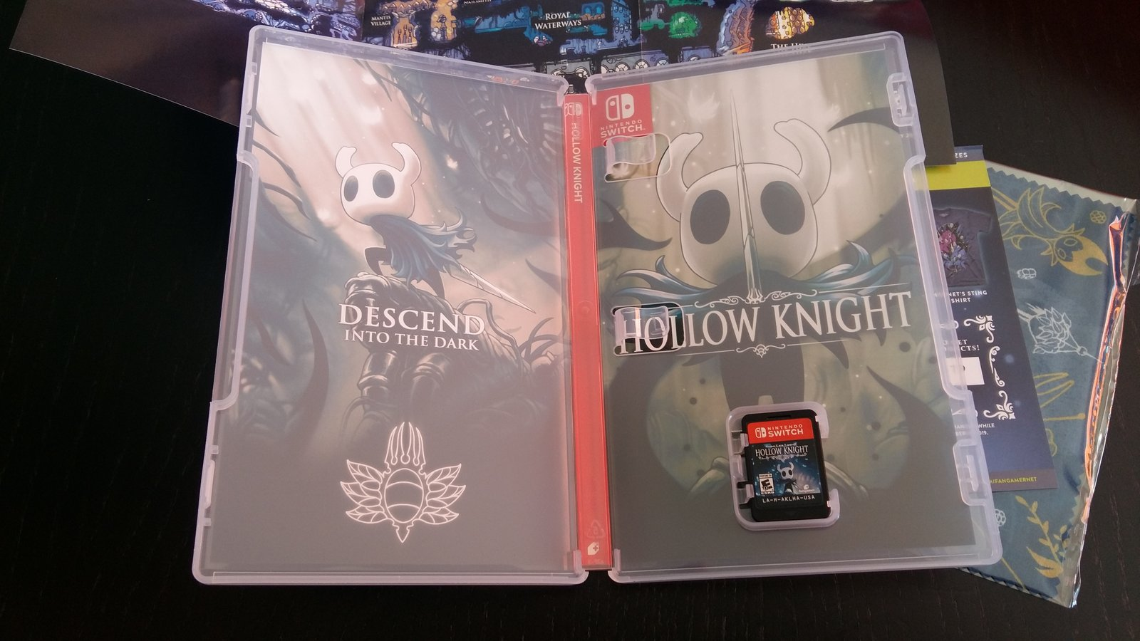[PRECO] Hollow Knight edition simple (version euro) et collector (switch,ps4,pc) chez fangamer - Page 3 190611110800264251