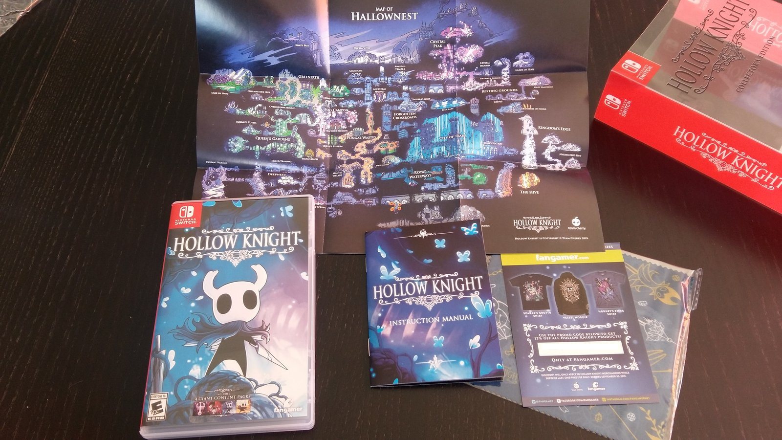 [PRECO] Hollow Knight edition simple (version euro) et collector (switch,ps4,pc) chez fangamer - Page 3 190611111601931800