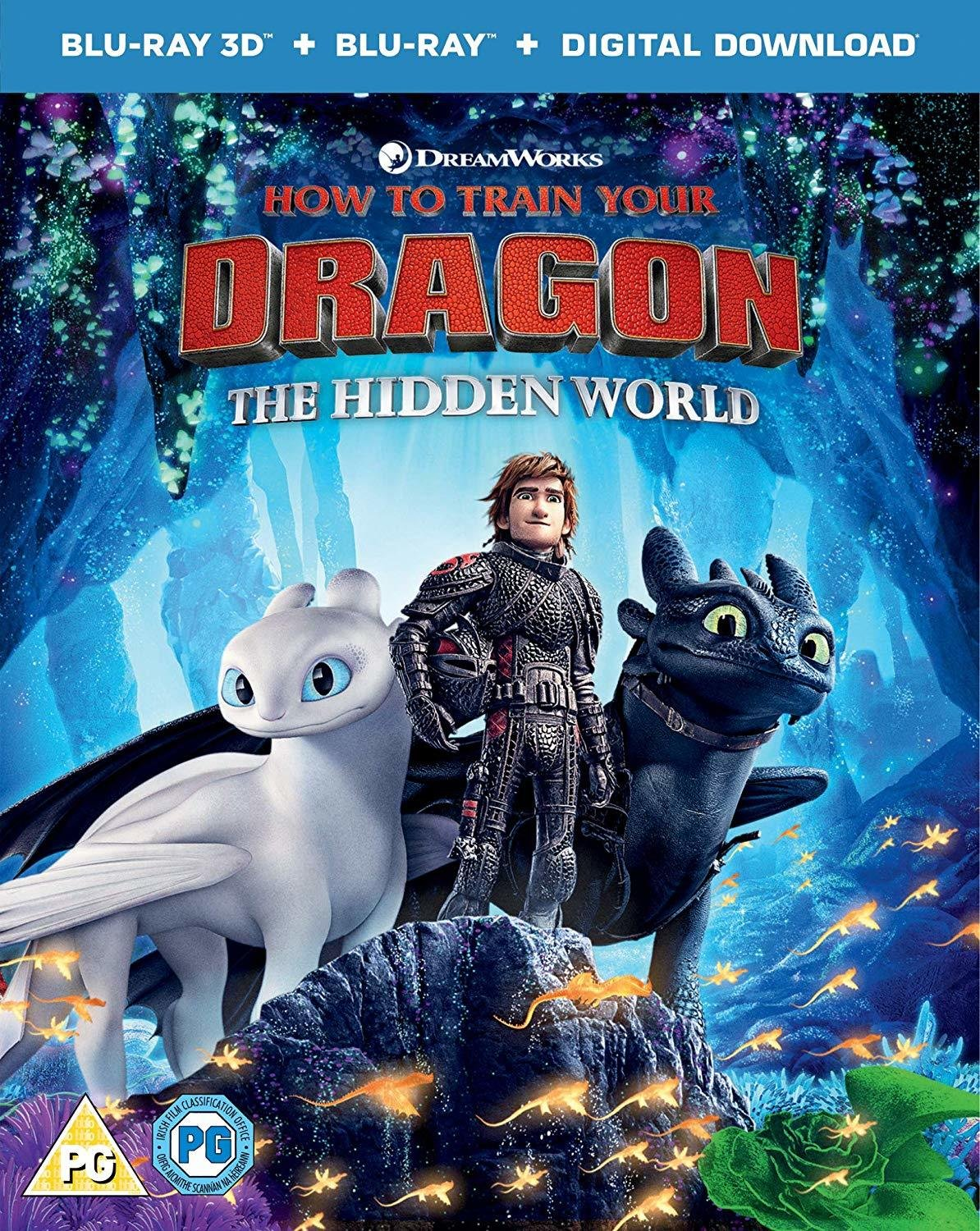 How to Train Your Dragon: The Hidden World (2019) poster image