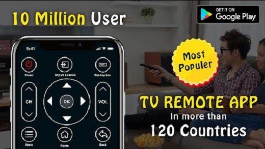 Remote Control for All TV v1 1 17-P2P – Releaselog | RLSLOG net