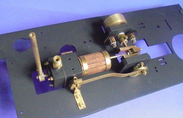 machinerie à valve oscillante de 1.35 cm3 190615051750154437