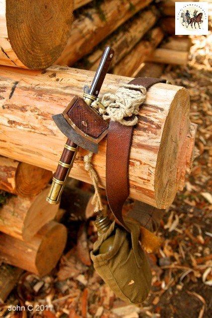 CULTURE BASHKIR : le Briquet à percussion pour allumer le feu 19061707434817721