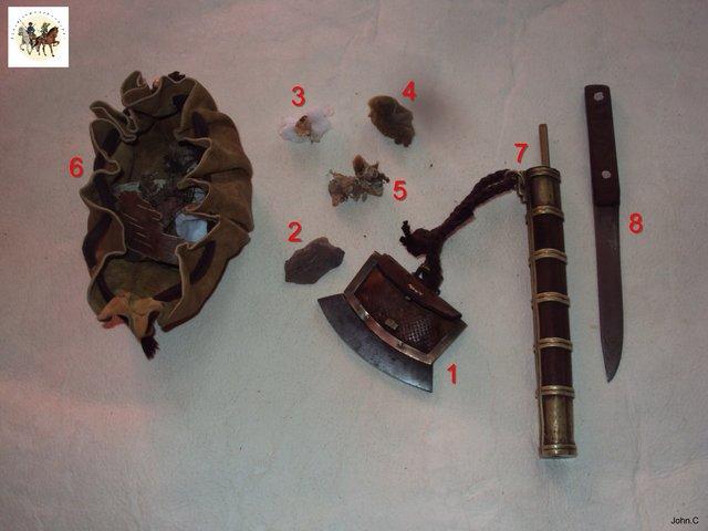 CULTURE BASHKIR : le Briquet à percussion pour allumer le feu 190617081511176004