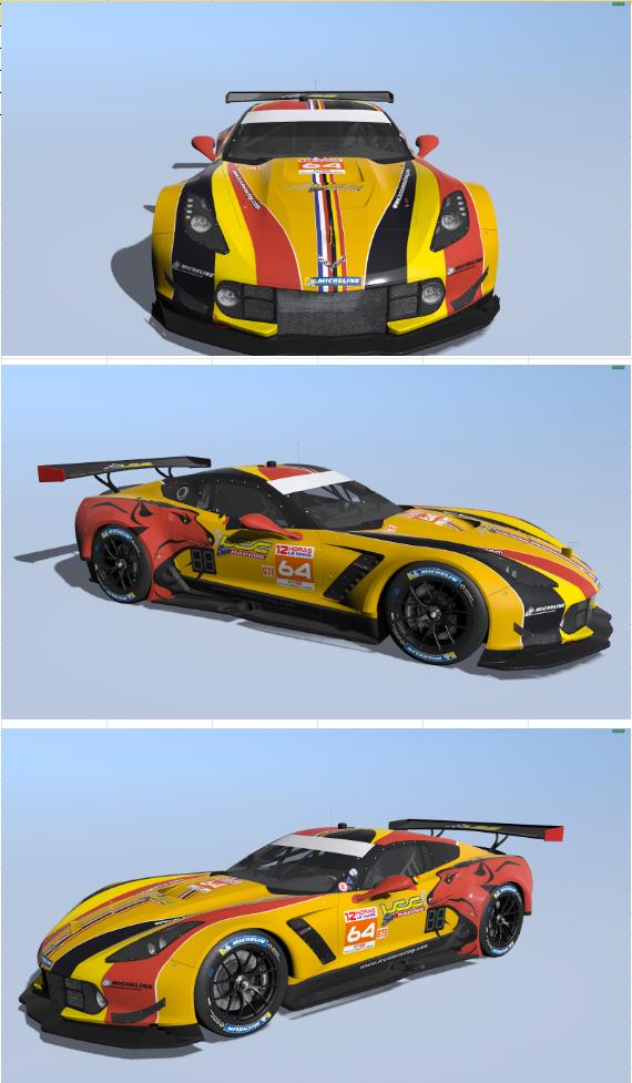 Corvette lcc 12h