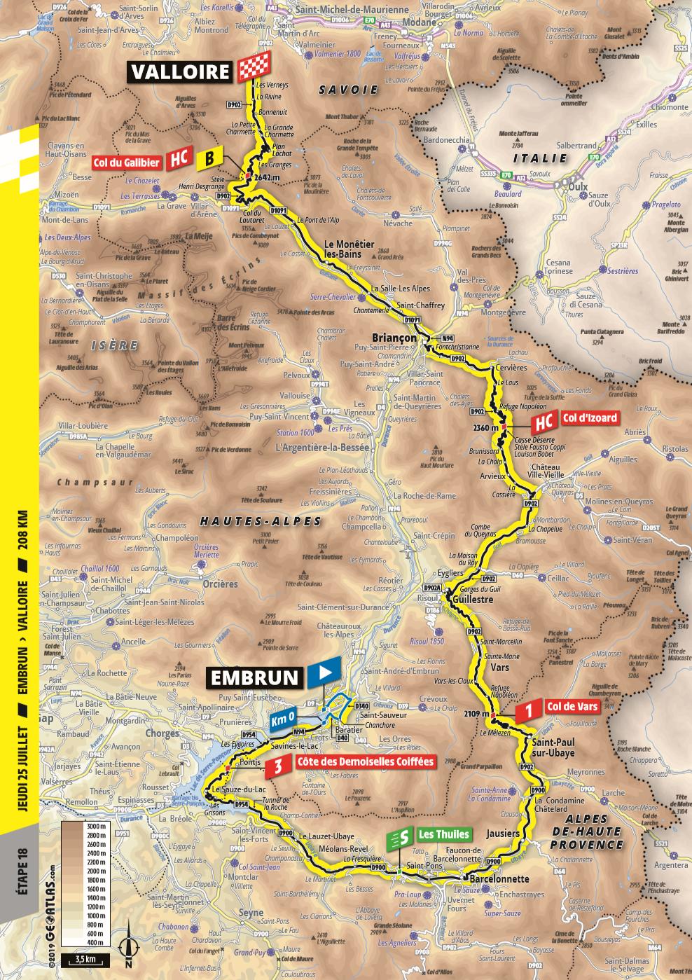Tour de France 2019 - Page 21 19061902163130573