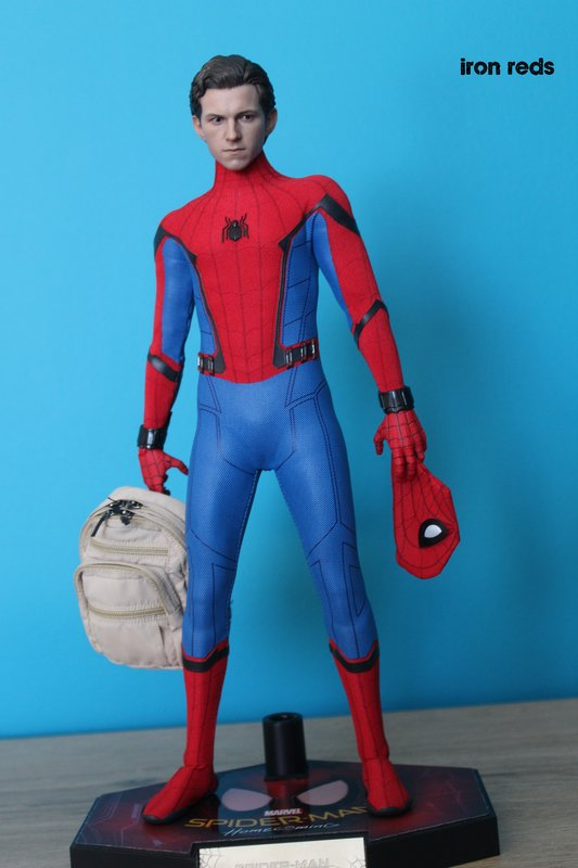 red360 : Spiderman Homecoming Deluxe version Hot Toys - Page 27 190619031841336596