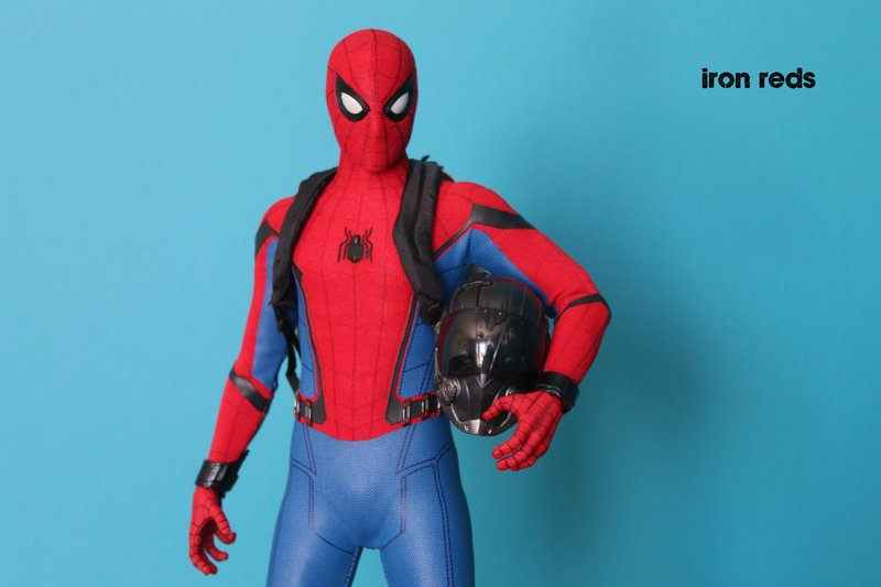 red360 : Spiderman Homecoming Deluxe version Hot Toys - Page 27 190619031857517925