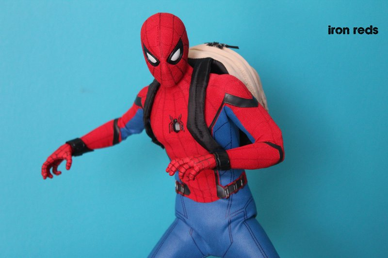 red360 : Spiderman Homecoming Deluxe version Hot Toys - Page 27 190619031858882213