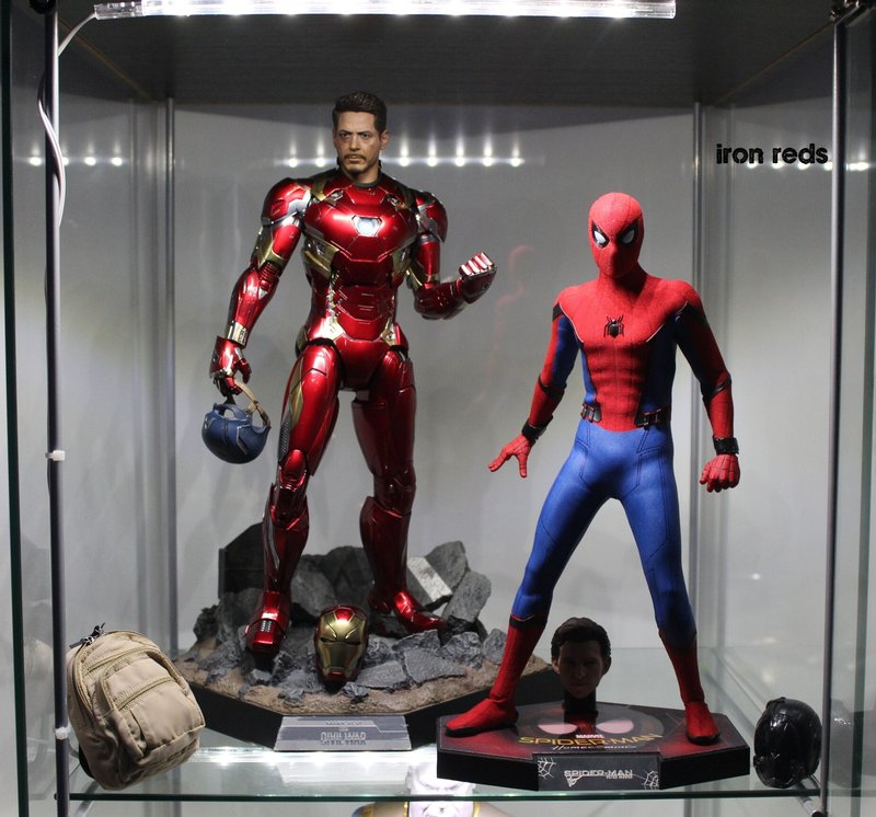red360 : Spiderman Homecoming Deluxe version Hot Toys - Page 27 190619031900879472