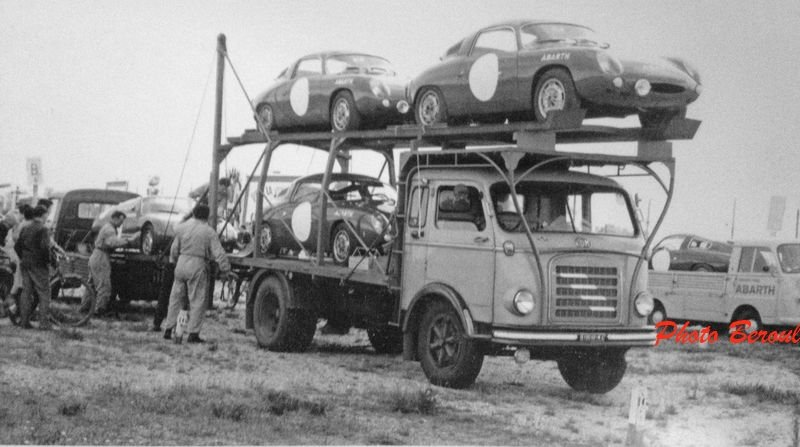 lm61-55R abarth transport beroul