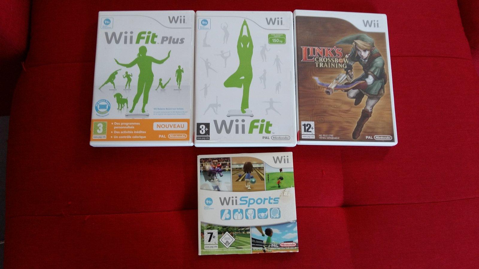 [VDS] Lot Jeux WiiU + Jeux Gamecube et Wii 190624093130455540