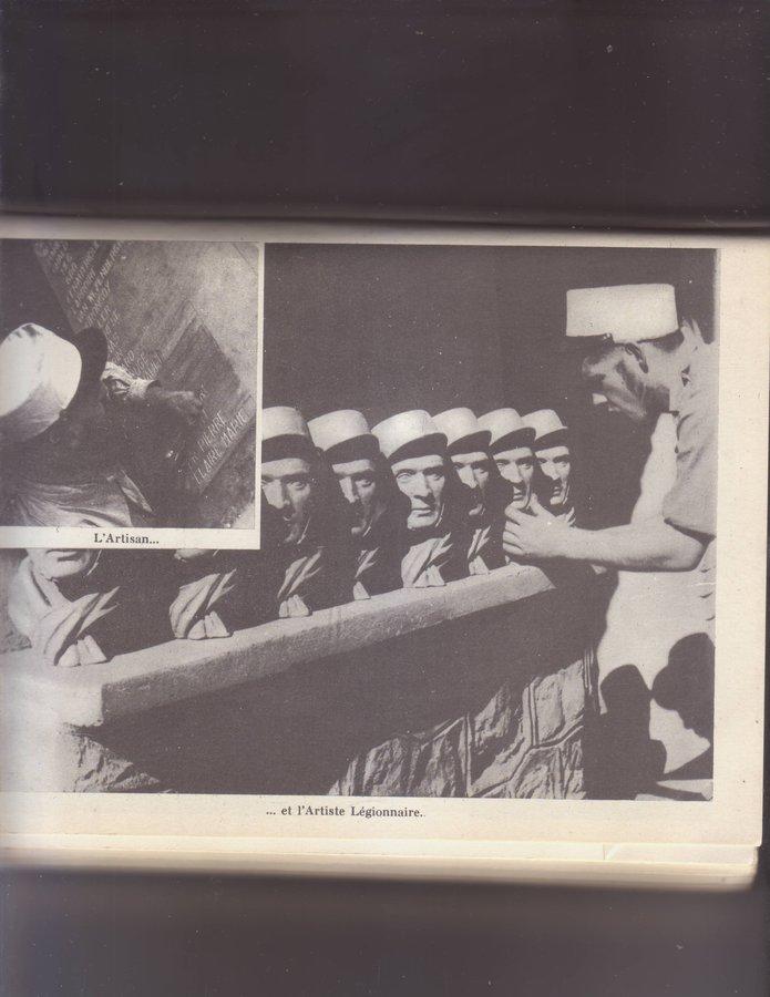 Voici  des  photos  inédites  de  la   legion  etrangèr. 190626023717994746