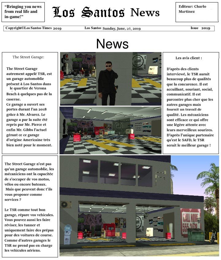 (ARTICLE) The Street garage, surement l'un des meilleurs de LS. 190626105957385028