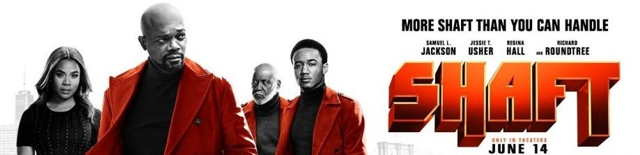 Poster for Shaft