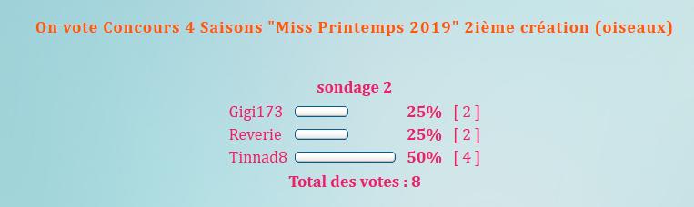"""On vote Concours 4 Saisons """"Miss Printemps  2019"""" 5ième création (lila) 19063007314267235"""