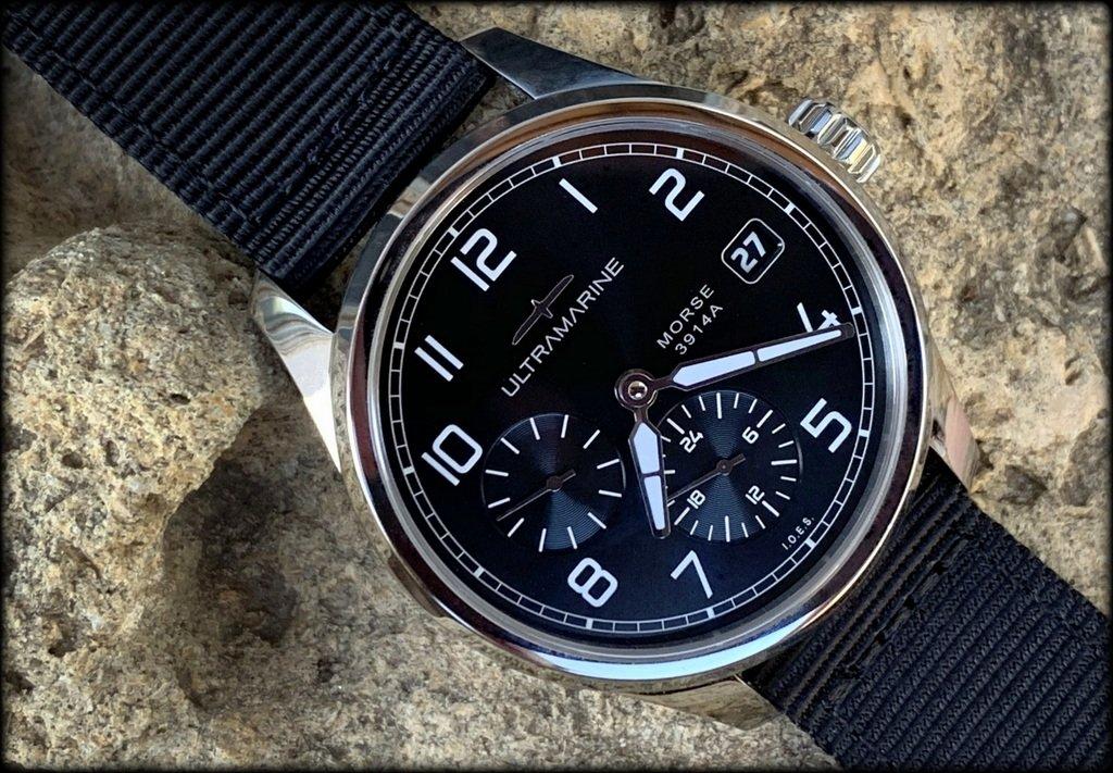 ULTRAMARINE Morse 9141B - Conçue pour ceux qui aiment les vraies montres - Page 21 19063011395866043