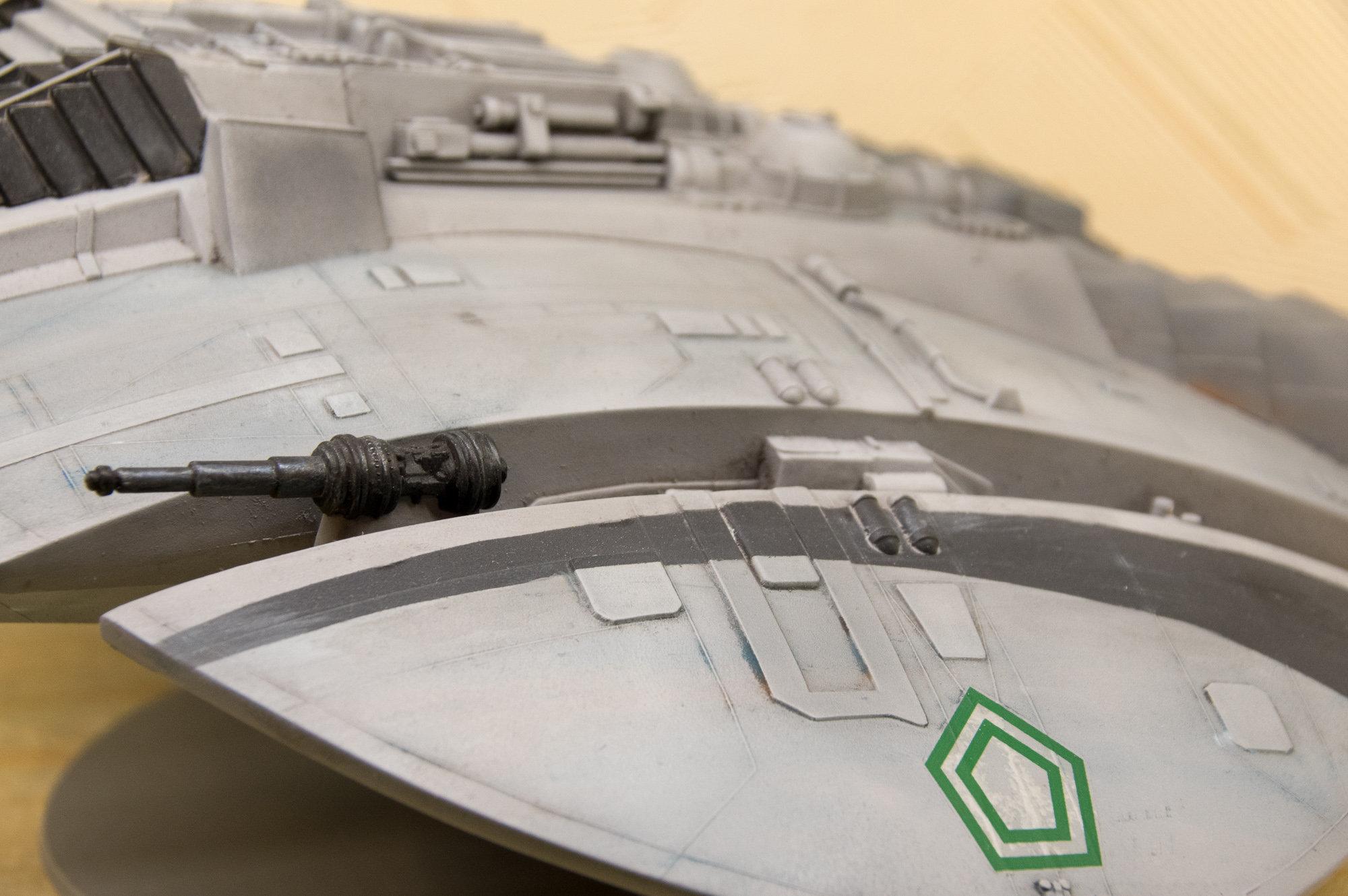 Chasseur Cylon - Galactica 190630114138576055