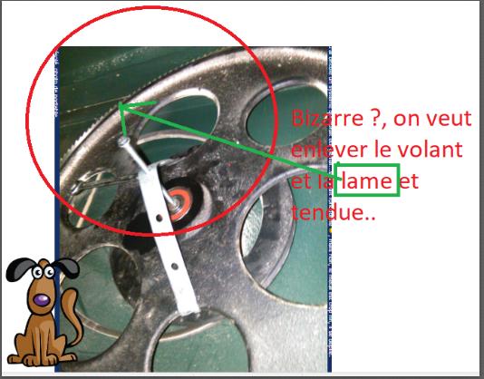 Garniture de Volant à changer, mais le volant ne veux pas sortir 190701084102192486