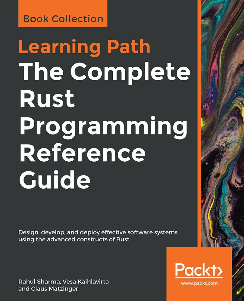 The Complete Rust Programming Reference Guide-P2P – Releaselog
