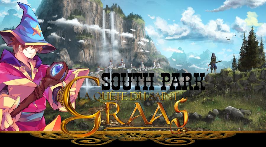 South Park : La Quête du Graas
