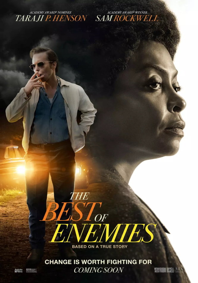 [美] 最佳敵人The Best of Enemies.2019.BD-720p/1080p[MKV@2.5G@繁簡英]