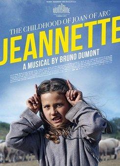 Jeannette. l'enfance de Jeanne d'Arc