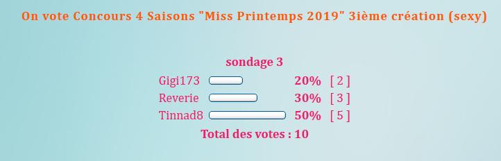 """On vote Concours 4 Saisons """"Miss Printemps  2019"""" 5ième création (lila) 190707070240335025"""