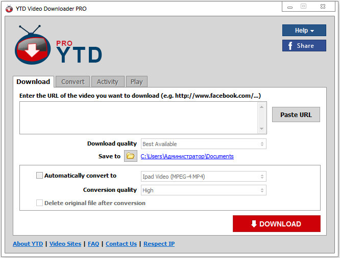 YTD Video Downloader Pro 5 9 13 2 Multilingual-P2P – Releaselog