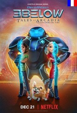 Le trio venu d'ailleurs : les contes d'Arcadia - Saison 2