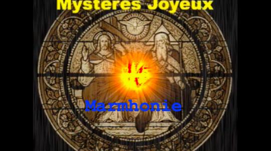 Le saint Rosaire en latin avec les mystères de Tradition. 190713094138706686