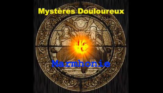 Le saint Rosaire en latin avec les mystères de Tradition. 190713094218848160