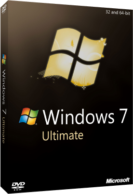 Windows 7 SP1 Ultimate (x86-x64) Multilanguage Preactivated July 2019