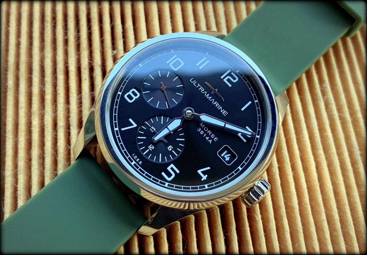 ULTRAMARINE Morse 9141B - Conçue pour ceux qui aiment les vraies montres - Page 24 190715082448848761