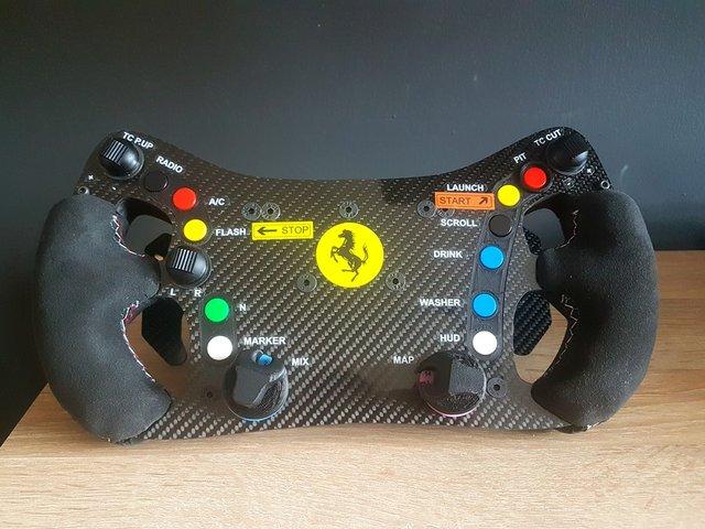 Rosso SimRacing Ferrari GT3