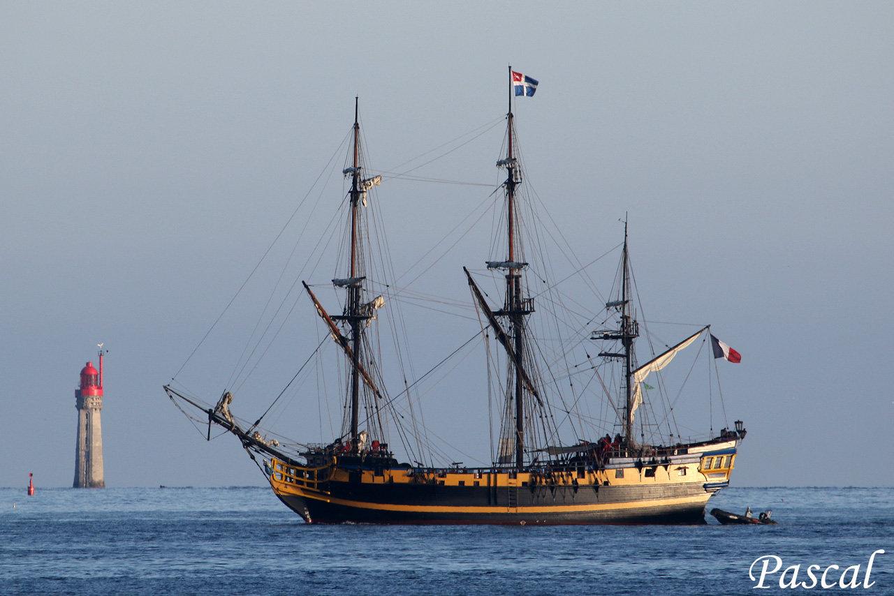 Port de Saint-Malo, cité corsaire !! - Page 25 190716055519586452