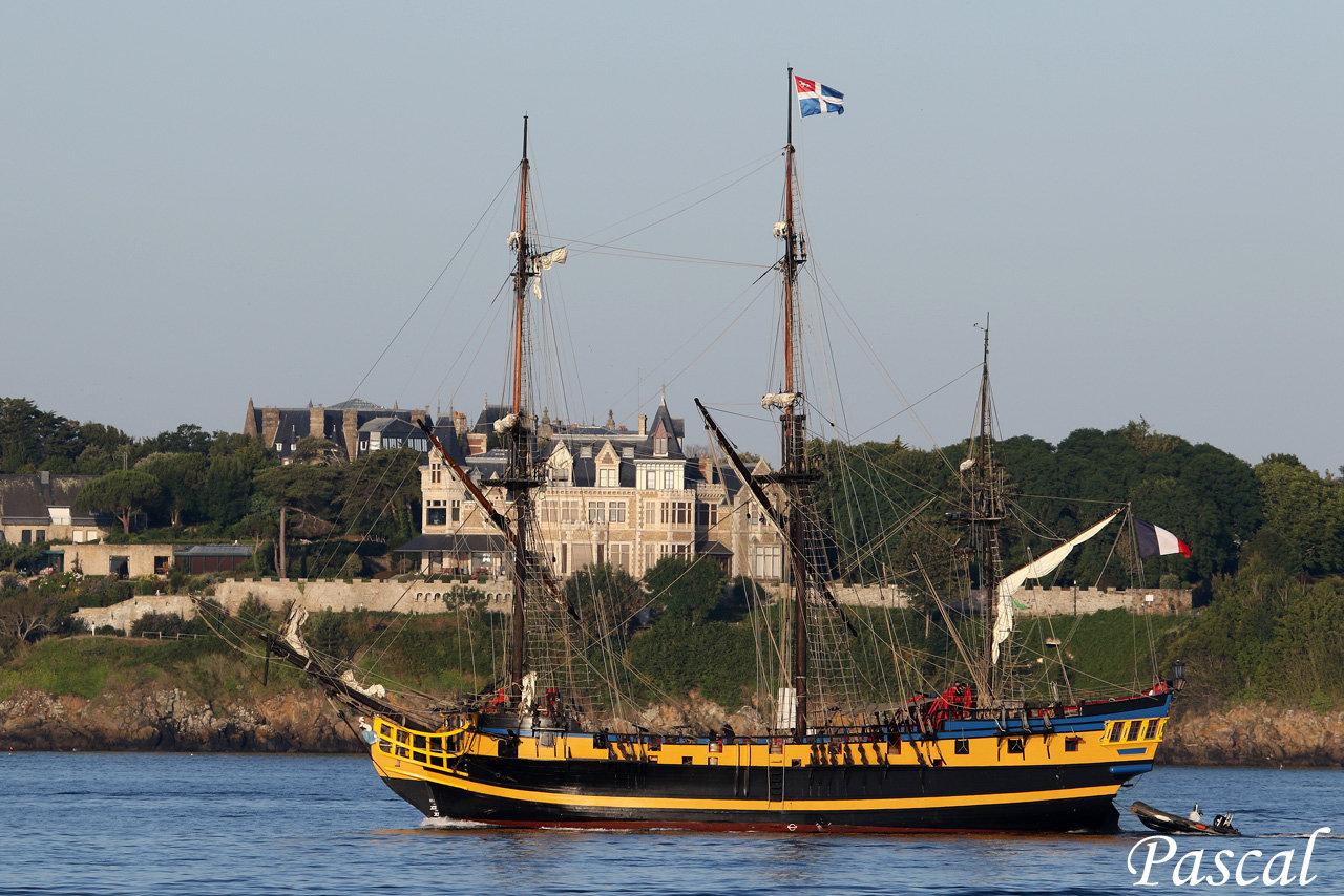 Port de Saint-Malo, cité corsaire !! - Page 25 190716055854420925